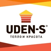 Логотип настенных обогревателей Uden-s