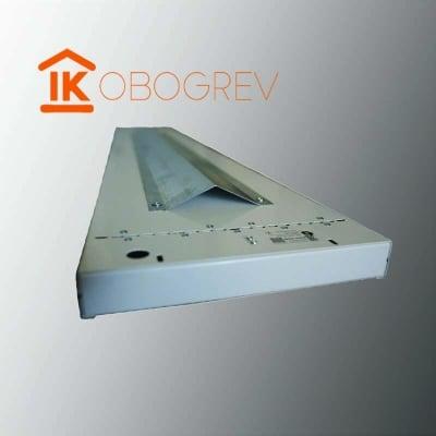 Инфракрасный потолочный обогреватель Билюкс П2400 вид сзади