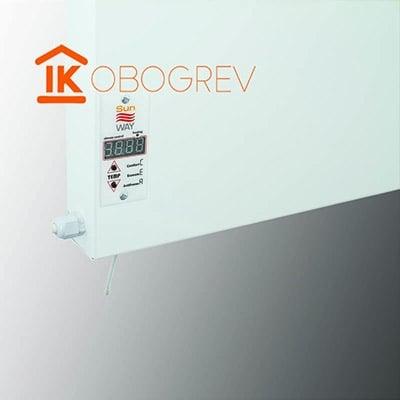 Инфракрасный обогреватель SunWay SWRE-400 регулятор