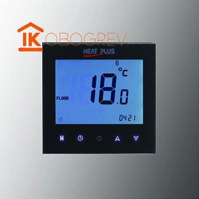 Терморегулятор iTeo4 черный
