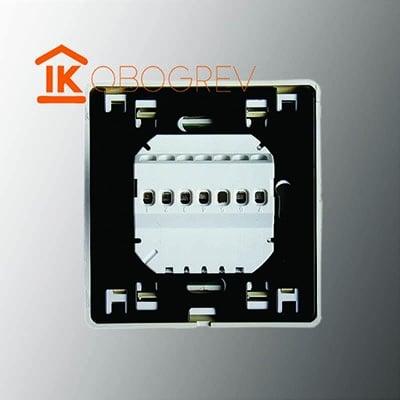 Терморегулятор М6.716 вид сзади