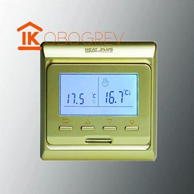 Терморегулятор М6.716 золотой