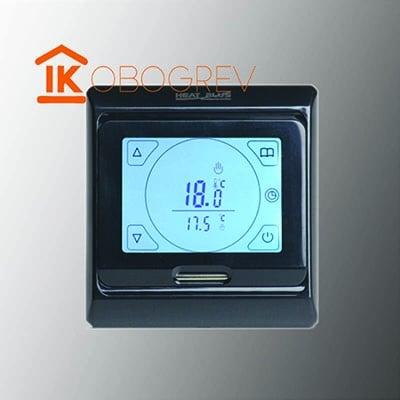 Терморегулятор М9716 black
