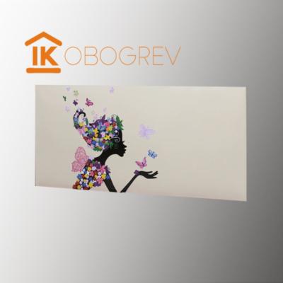 Инфракрасный дизайн обогреватель UDEN-S - Мрія сбоку
