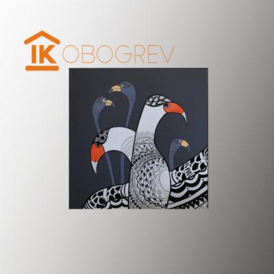 Инфракрасный дизайн обогреватель UDEN-S - Стая